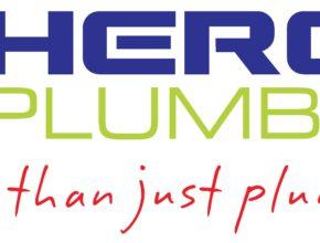 Heron Plumbing Logo